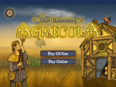 Agricola, games, board, screenshot