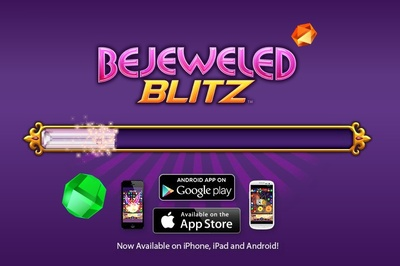Bejeweled Blitz Load Screen