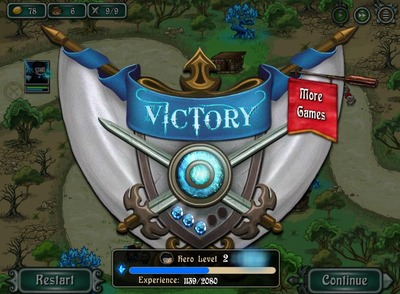 Incursion 2 the artifact, Incursion, booblyc, victory