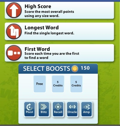 Jawfish Words Objectives and Boosts