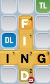 Words with Friends Board