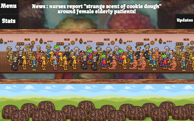 cookie clicker, gaming, computer games, java script games, addictive games, gaming memes, obsessive cookie disorder