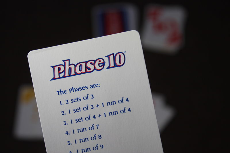phase 10 card games family games easy games to play rummy phase 10 image 3